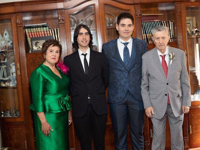 La boda de Rubén y Miryam en Tafalla, Navarra 3