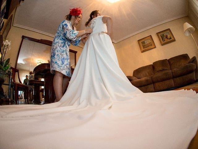 La boda de Rubén y Miryam en Tafalla, Navarra 6