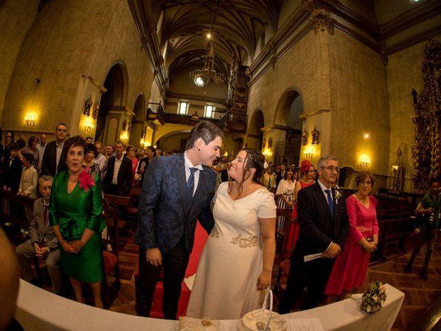 La boda de Rubén y Miryam en Tafalla, Navarra 7
