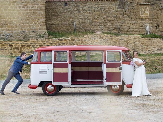 La boda de Rubén y Miryam en Tafalla, Navarra 8