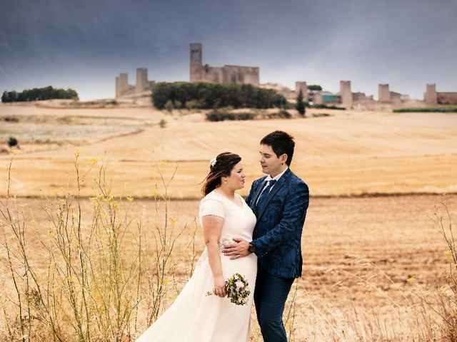 La boda de Rubén y Miryam en Tafalla, Navarra 9