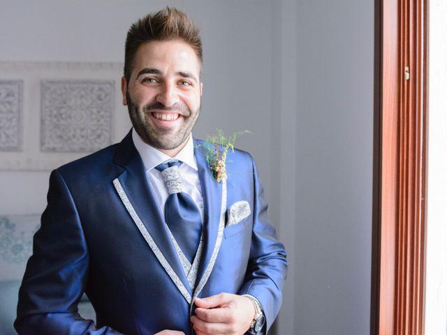 La boda de Alberto y Mara en Linares, Jaén 2
