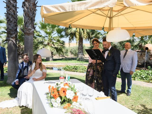 La boda de Alberto y Mara en Linares, Jaén 12