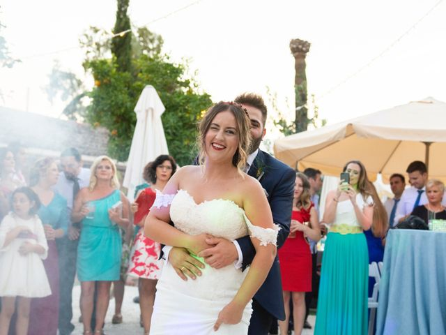 La boda de Alberto y Mara en Linares, Jaén 13