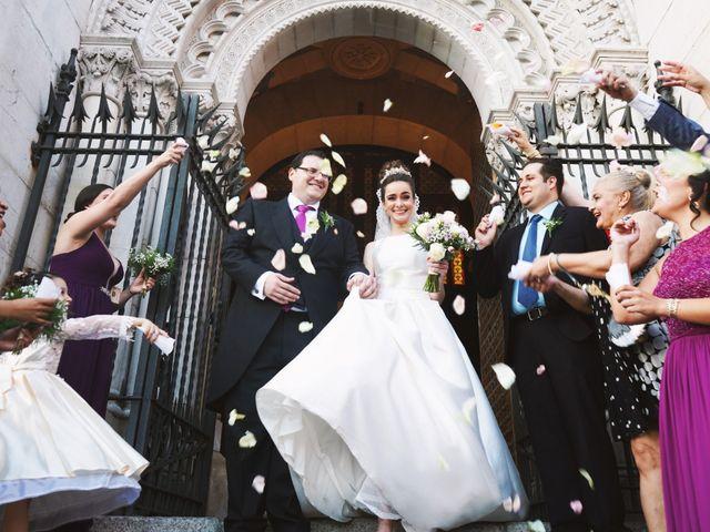 La boda de Enid y Josef