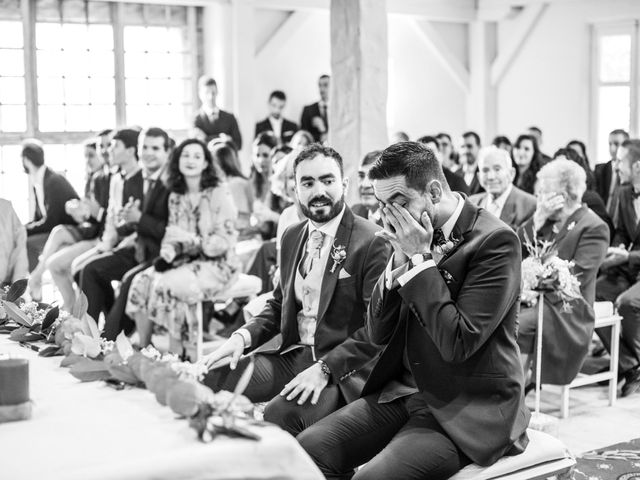 La boda de Joselu y Gonzalo en Mungia, Vizcaya 8