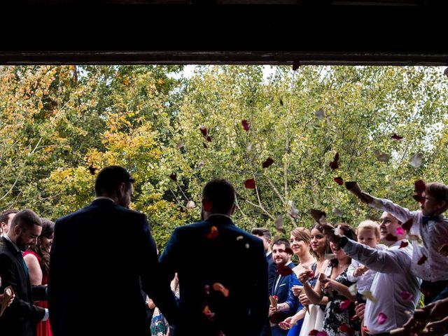 La boda de Joselu y Gonzalo en Mungia, Vizcaya 14