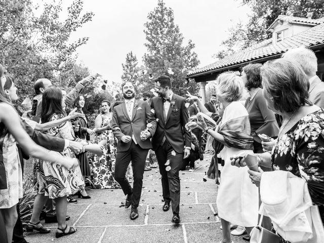 La boda de Joselu y Gonzalo en Mungia, Vizcaya 15