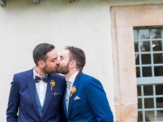 La boda de Joselu y Gonzalo en Mungia, Vizcaya 16