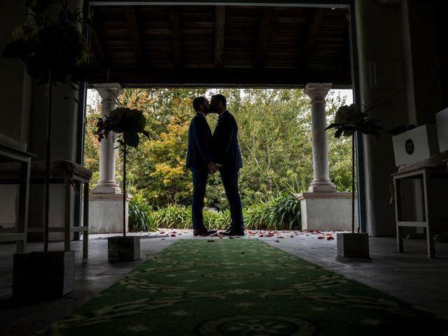 La boda de Joselu y Gonzalo en Mungia, Vizcaya 20