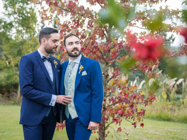 La boda de Joselu y Gonzalo en Mungia, Vizcaya 21