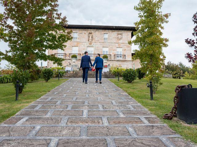 La boda de Joselu y Gonzalo en Mungia, Vizcaya 25