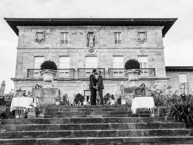 La boda de Joselu y Gonzalo en Mungia, Vizcaya 26