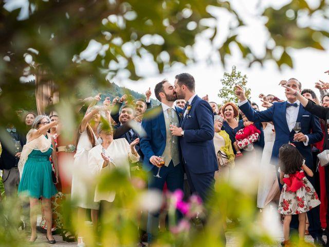La boda de Joselu y Gonzalo en Mungia, Vizcaya 28