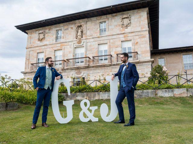 La boda de Joselu y Gonzalo en Mungia, Vizcaya 30