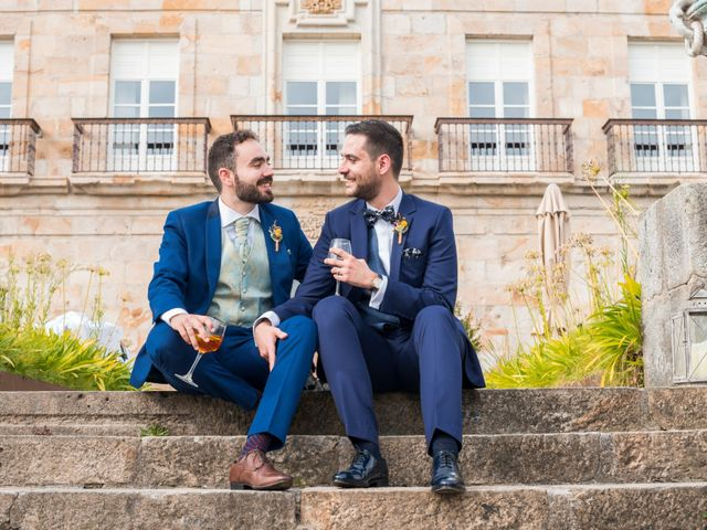 La boda de Joselu y Gonzalo en Mungia, Vizcaya 33
