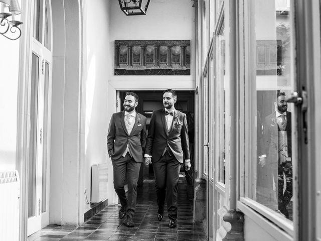 La boda de Joselu y Gonzalo en Mungia, Vizcaya 34