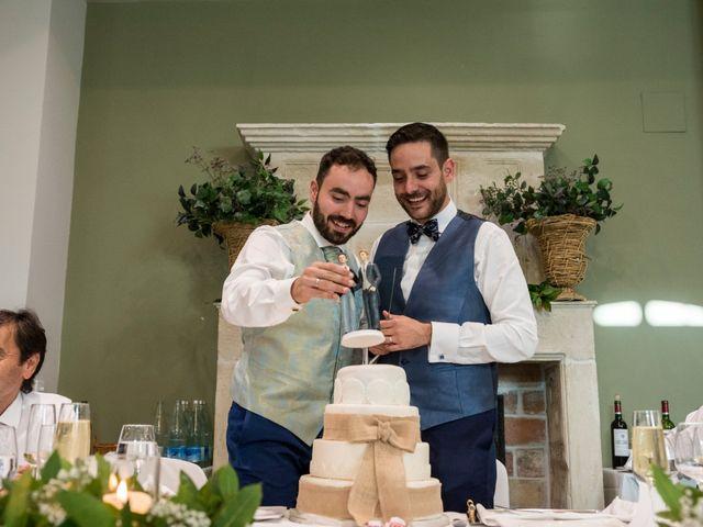 La boda de Joselu y Gonzalo en Mungia, Vizcaya 39