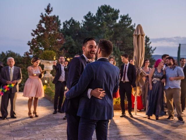 La boda de Joselu y Gonzalo en Mungia, Vizcaya 47