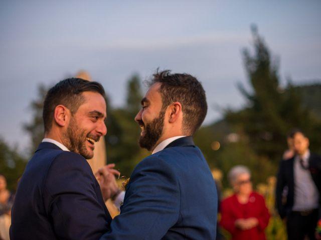 La boda de Joselu y Gonzalo en Mungia, Vizcaya 51