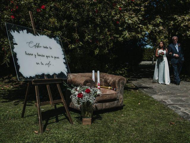 La boda de Miguel y Carolina en Boiro (Boiro), A Coruña 20