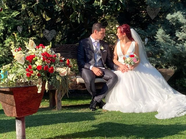 La boda de Cristina y Rubén