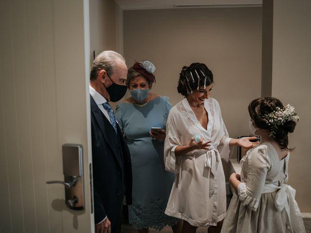 La boda de Fran y Sandra en Tomelloso, Ciudad Real 7