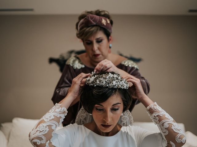 La boda de Fran y Sandra en Tomelloso, Ciudad Real 16