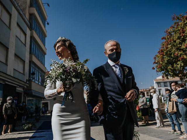 La boda de Fran y Sandra en Tomelloso, Ciudad Real 21