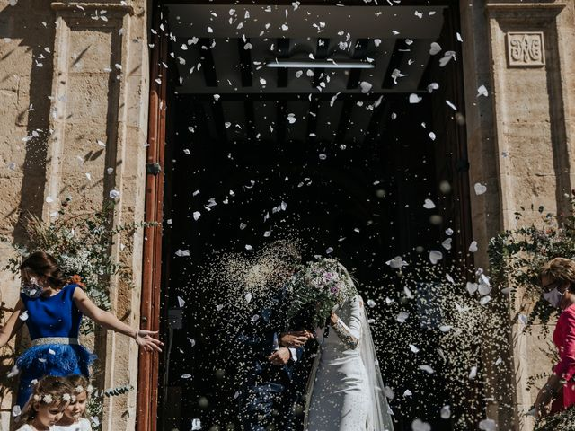 La boda de Fran y Sandra en Tomelloso, Ciudad Real 23