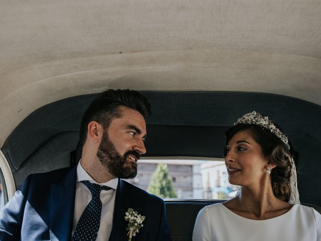 La boda de Fran y Sandra en Tomelloso, Ciudad Real 28