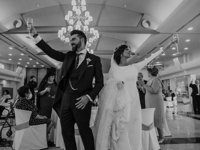 La boda de Fran y Sandra en Tomelloso, Ciudad Real 31