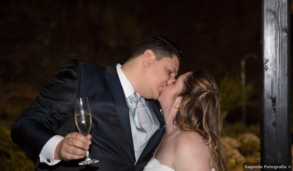 La boda de David y Alma en Maspalomas, Las Palmas