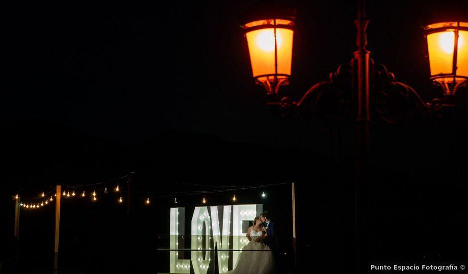 La boda de Tony y Ana en O Barco, Orense