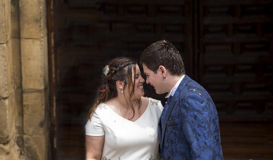 La boda de Rubén y Miryam en Tafalla, Navarra