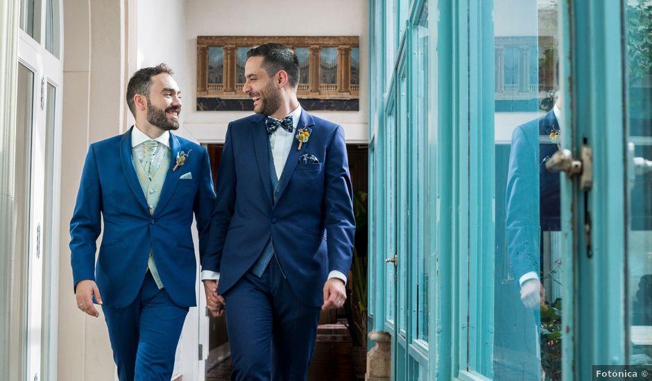 La boda de Joselu y Gonzalo en Mungia, Vizcaya