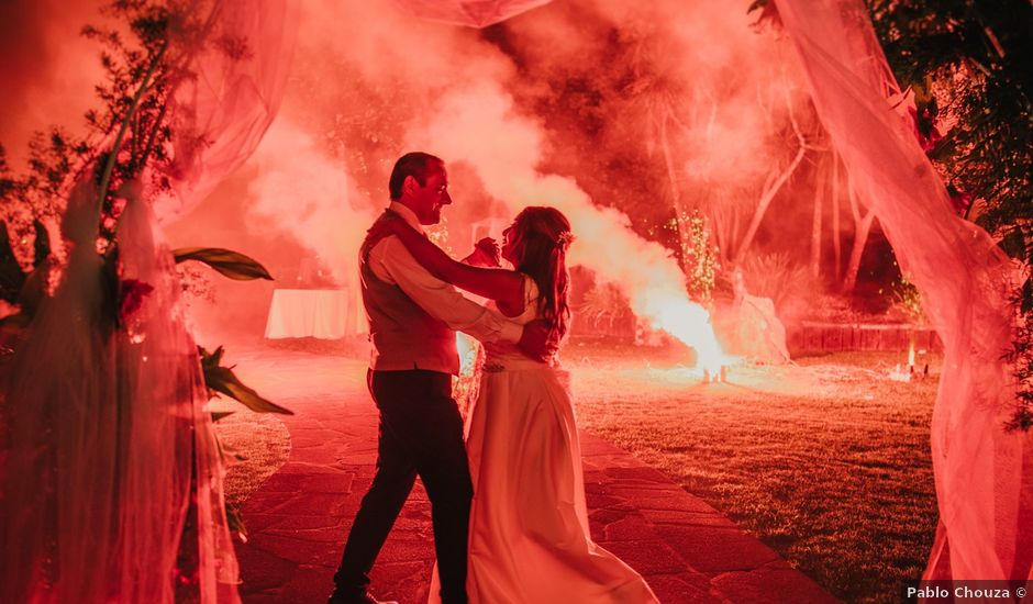 La boda de Miguel y Carolina en Boiro (Boiro), A Coruña