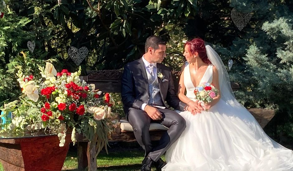 La boda de Rubén y Cristina en Sant Fost De Campsentelles, Barcelona
