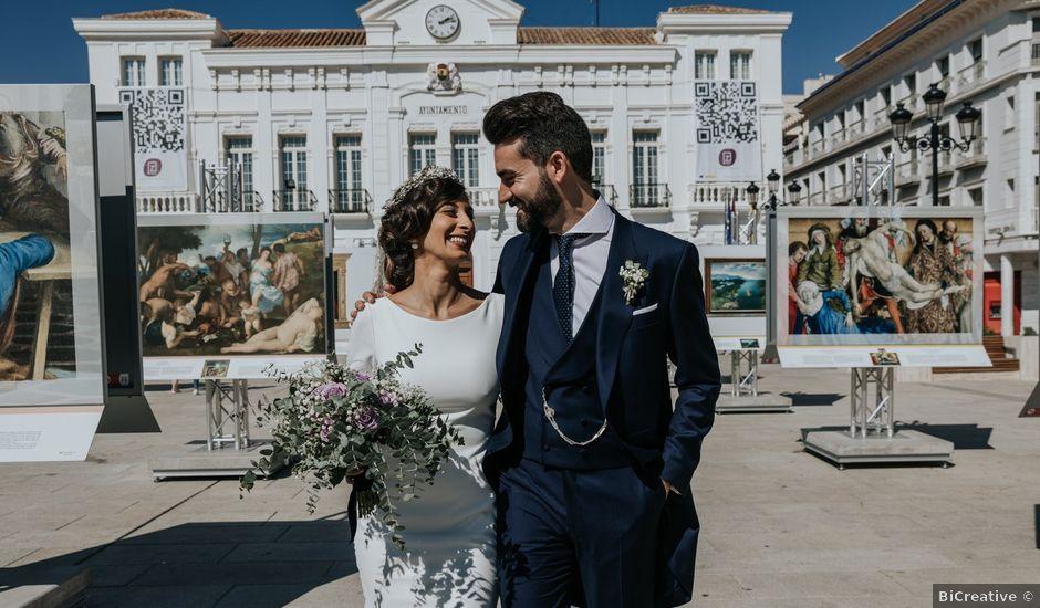 La boda de Fran y Sandra en Tomelloso, Ciudad Real