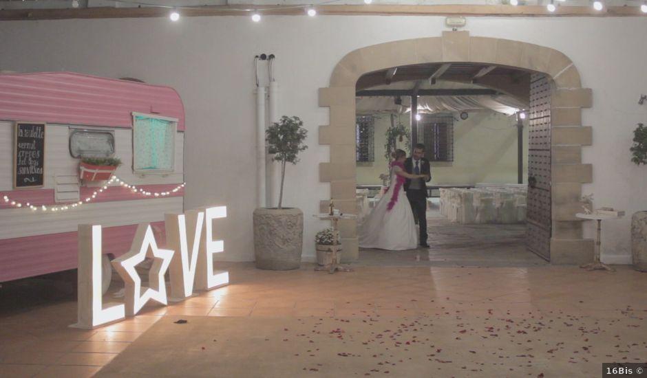 La boda de Aitor y Maria en L' Ametlla Del Valles, Barcelona