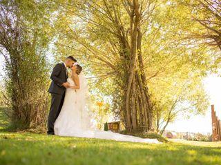 La boda de Tatiana y Israel