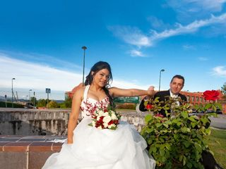 La boda de Nancy   y Frenando
