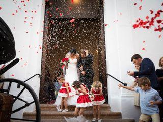 La boda de Maria y Manolin