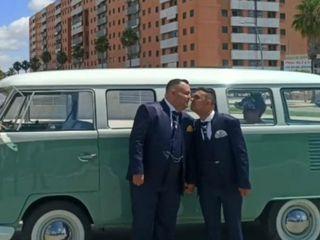 La boda de Javi  y Jose  2