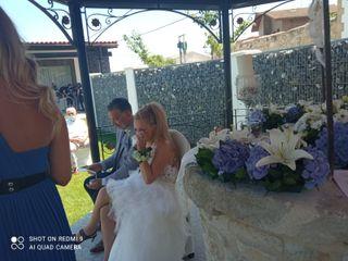 La boda de Carolina y Alfredo
