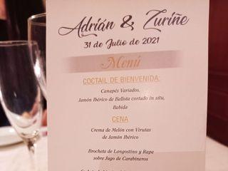 La boda de Zuriñe  y Adrian  3