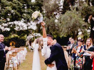 La boda de Anna  y Pierre 1