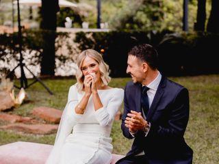 La boda de Anna  y Pierre