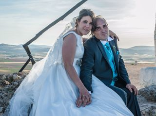 La boda de Nerea y Rubén