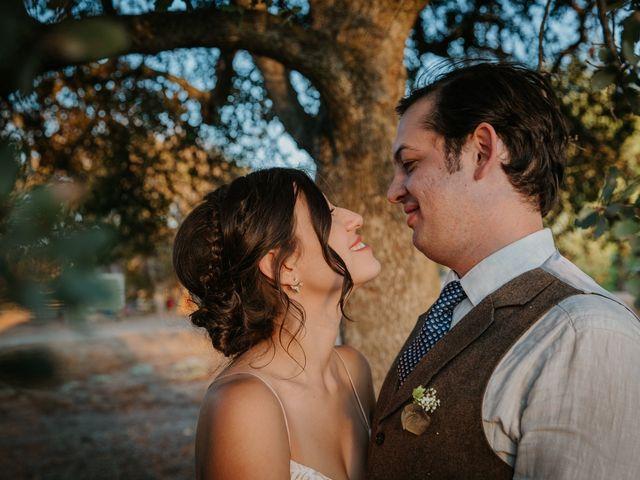 La boda de Amanda y Michael